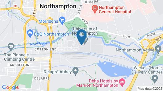 Sunley Hotel Map