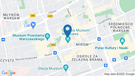 Platinum Residence Map