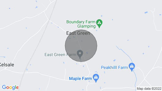 Acorn Lodge Map
