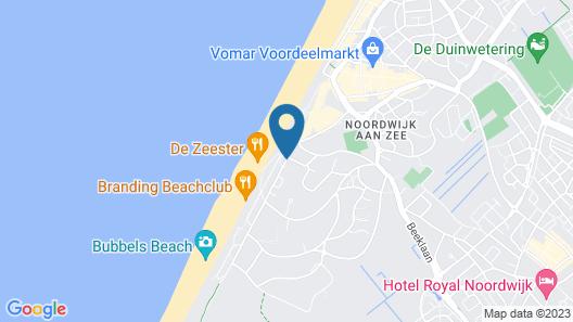 de Baak Seaside Map