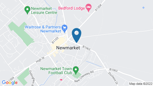 Stratford Apartment Map