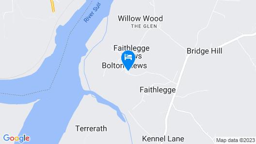 Faithlegg Hotel Map