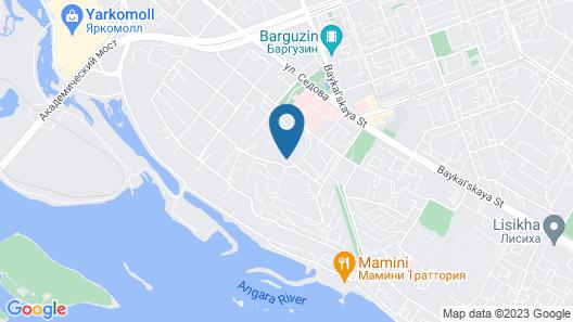 Apart-hotel Baikal Story Map