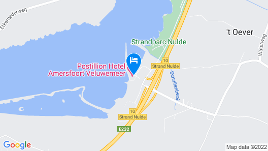 Postillion Hotel Amersfoort Veluwemeer Map