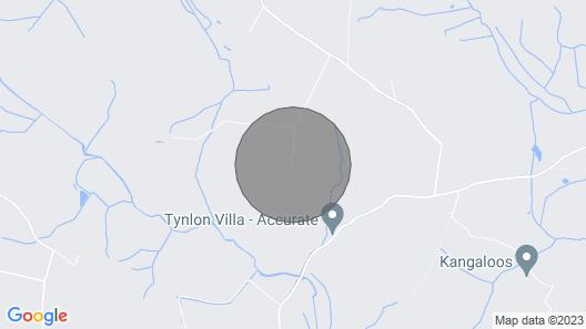 Y Bwthyn Map
