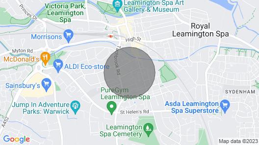 L-spa Boutique Apartments No. 2 Map