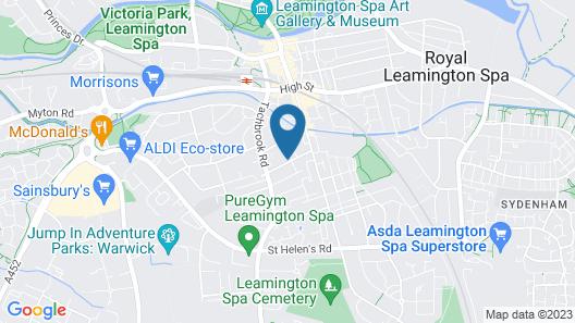 L-spa Boutique Apartments No. 1A  Map