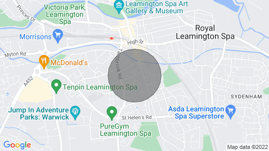 L-spa Boutique Apartments No. 4  Map