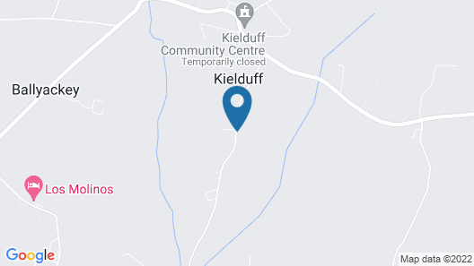 Glenduff Manor House Map