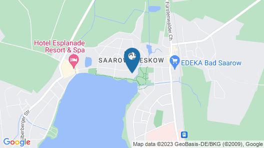 Villa Contessa Map