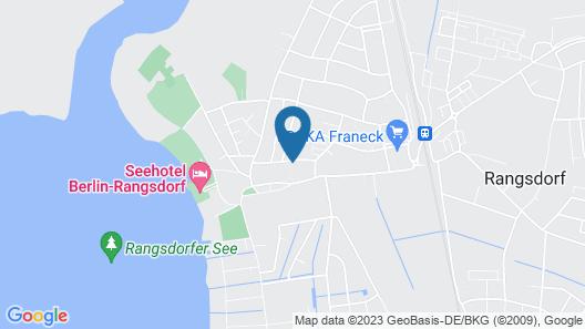 Ferienwohnung Mayer Map