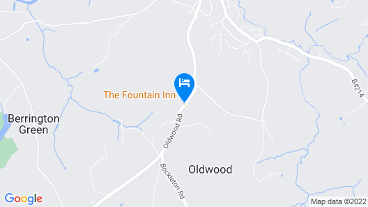 The Fountain Oldwood Map