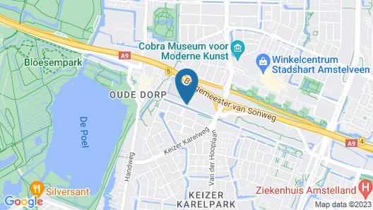 Alp de Veenen Hotel Map