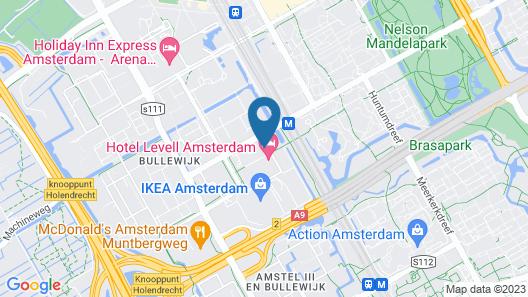 Hotel Joy Map