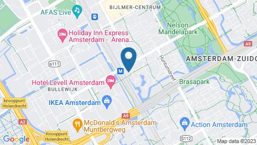 BnB ZOH Map