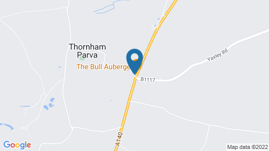 Bull Auberge Map