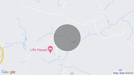Llanddewi Retreat - Two Bedroom House, Sleeps 4 Map