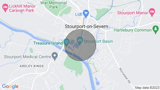 7 Mart Lane Map