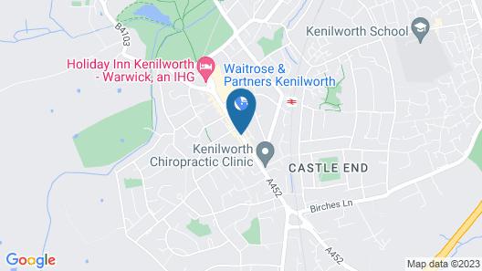 The Kenilworth Map