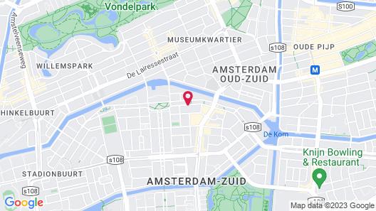 Apollofirst Boutique Hotel Map