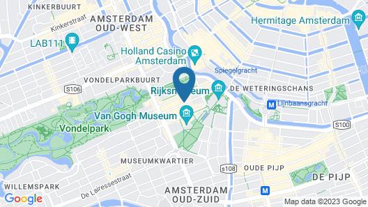 Hotel Aalders Map