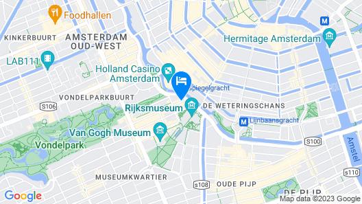 Leonardo Boutique Museumhotel Map