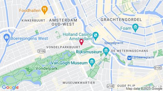 Owl Hotel Map