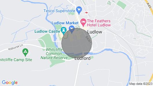 21 Lower Raven Lane Map