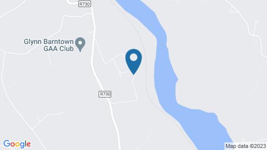 Healthfield Manor in Wexford Map