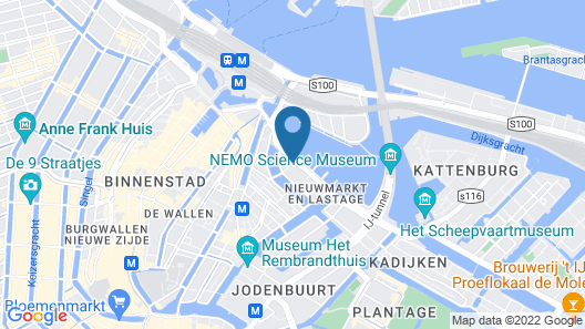 Hotel Fine Harmony Map