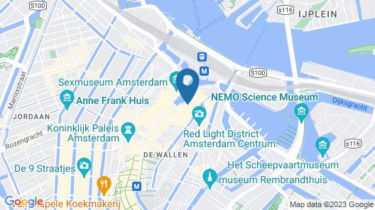Hotel CC Map