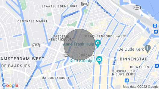 The Home To Stay In Centre Amsterdam Map