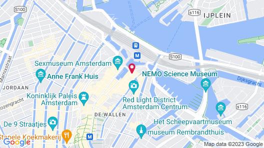 International Hotel Map