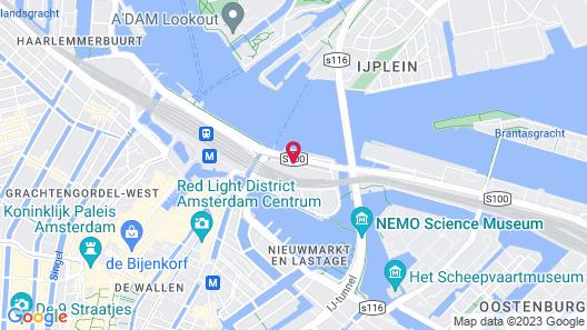 Eric Vökel Boutique Apartments Amsterdam Suites Map
