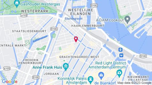Hotel Il Fiore Map