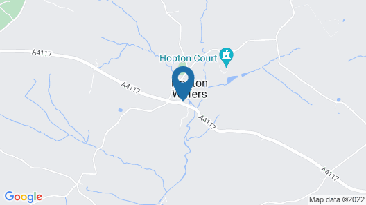 Hopton Cottages Map