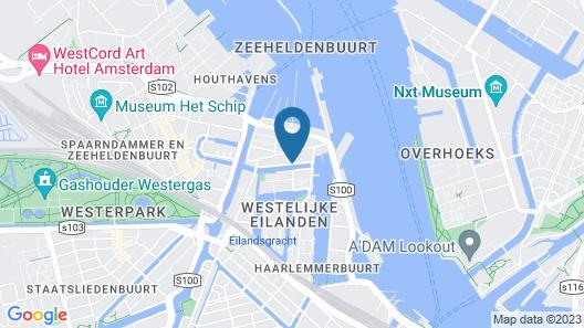Yays Zoutkeetsgracht Concierged Boutique Apartments Map