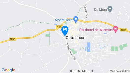 Stadshotel Ootmarsum Map