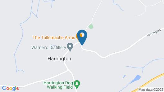 Church Farm Lodge Map