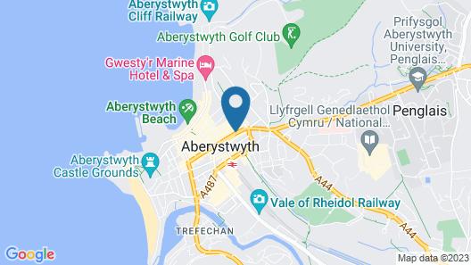 Harry's Hotel Map