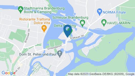 HavelHotel Map