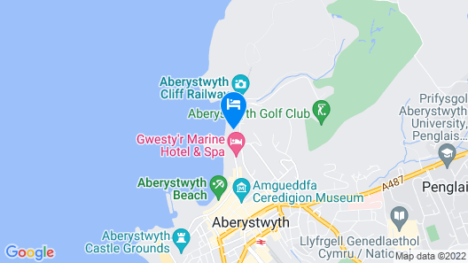 The Glengower Map