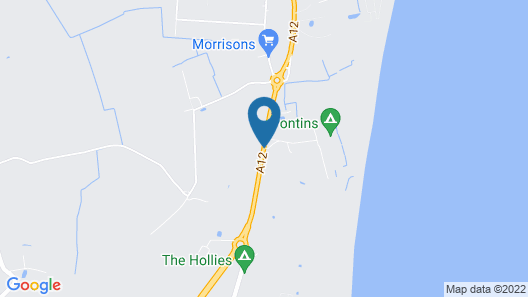 Pakefield Holiday Village Map