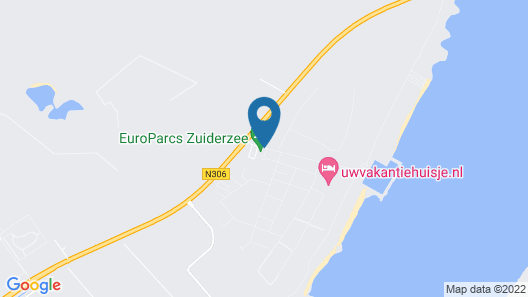 Comfortable Chalet With Dishwasher, at 6 km. From Elburg Map