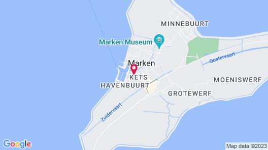 Hof van Marken Map