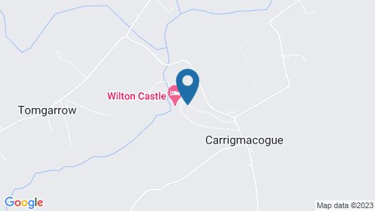 Wilton Castle Map