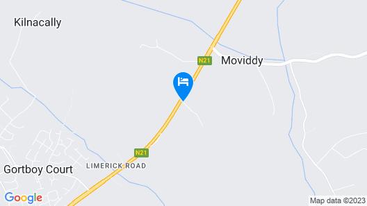 Ballingowan House B&B Map