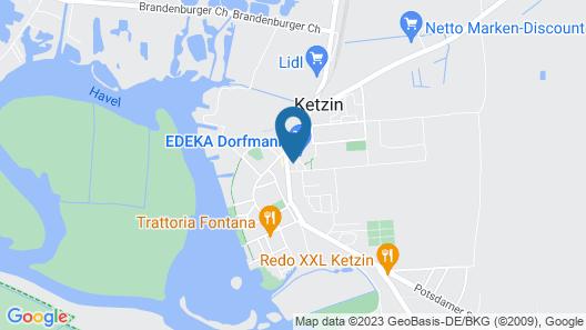 Gutshof Ketzin Map