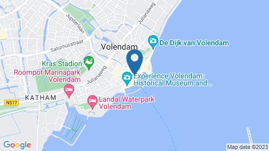 Appartement Volendam Map