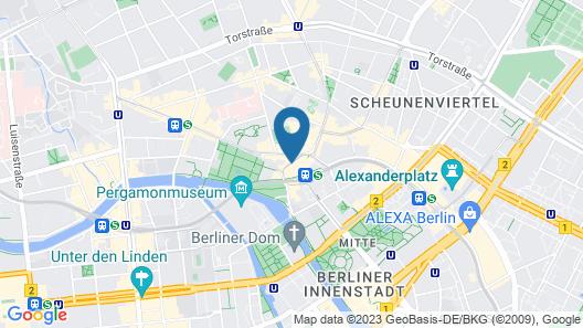 Hotel ZOE by AMANO Map
